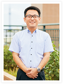 社会福祉法人 協和会 特別養護老人ホームきく事務長 西田 憲司さん