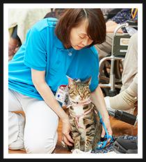 赤坂動物病院 動物看護師/尾前 元子さん